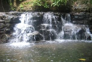 One of the jungle swimming holes